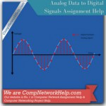 Analog Data to Digital Signals
