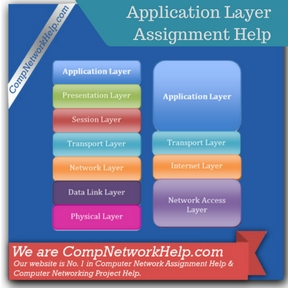 Application Layer Assignment Help