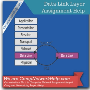 Data Link Layer Assignment Help