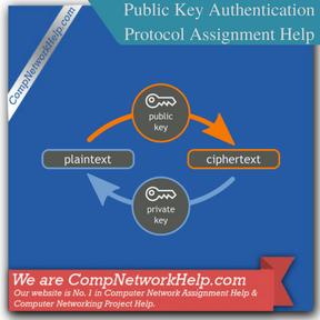 Public Key Authentication Protocol Assignment Help